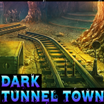 Dark Tunnel Town Escape