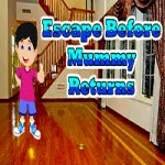 Escape Before Mummy Returns