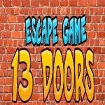 Escape Game 13 Doors