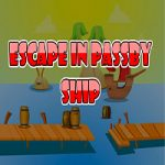 Escape In Passby Ship