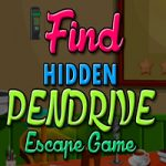 Find Hidden Pendrive Escape Game
