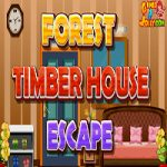 Forest Timber House Escape
