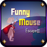 Funny Mouse Escape 2