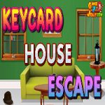 Keycard House Escape