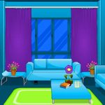 Living Room Escape TollFreeGames