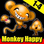 Monkey Happy Stage 1 To 4