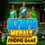 Olympic Medals Finding Game
