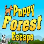 Puppy Forest Escape