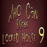 Who Can Escape Locked House 9