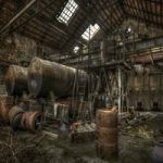Abandoned Factory Escape 8