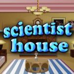 Alien Mystery Scientist House