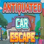 Antiquated Car Escape