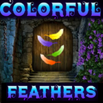 Colorful Feathers Escape