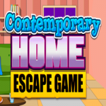 Contemporary Home Escape Game