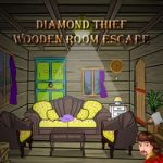 Diamond Thief Wooden Room Escape