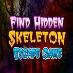Find Hidden Skeleton Escape Game