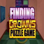 Finding Crowns Puzzle Game
