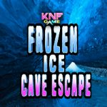 Frozen Ice Cave Escape