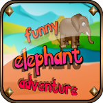 Funny Elephant Adventure