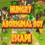 Hungry Aboriginal Boy Escape
