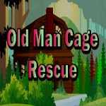 Old Man Cage Rescue