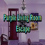 Purple Living Room Escape