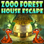 Zooo Forest House Escape