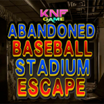 Abandoned Baseball Stadium Escape
