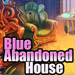 Blue Abandoned House