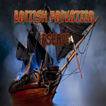 British Privateer Escape