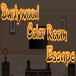 Burlywood Color Room Escape