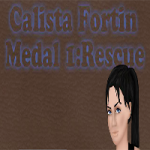 Calista Fortin Medal 1 Rescue