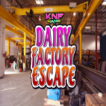 Dairy Factory Escape
