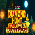 Diamond Hunt 4 Halloween House