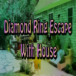 Diamond Ring Escape With House