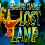 Escape Game Lost Lamp