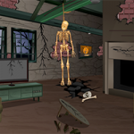 Escape Game Skeleton House