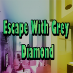 Escape With Grey Diamond