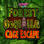 Forest Gorilla Cage Escape
