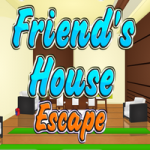 Friends House Escape