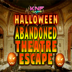Halloween Abandoned Theater Escape