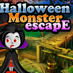 Halloween Monster Escape