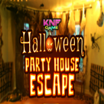 Halloween Party House Escape