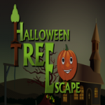 Halloween Tree Escape