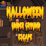 Halloween Underground Escape