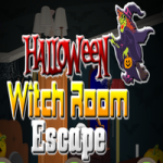 Halloween Witch Room Escape