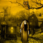 Haunted Halloween Village Escape