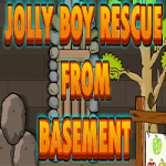 Jolly Boy Rescue From Basement