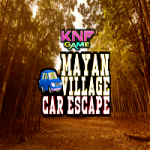 Mayan Village Car Escape