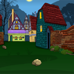 Medieval Fantasy Village Escape